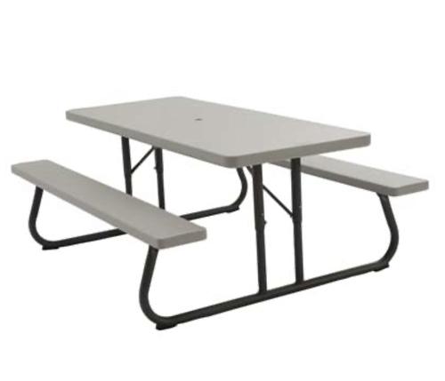 C-frame Picnic Table