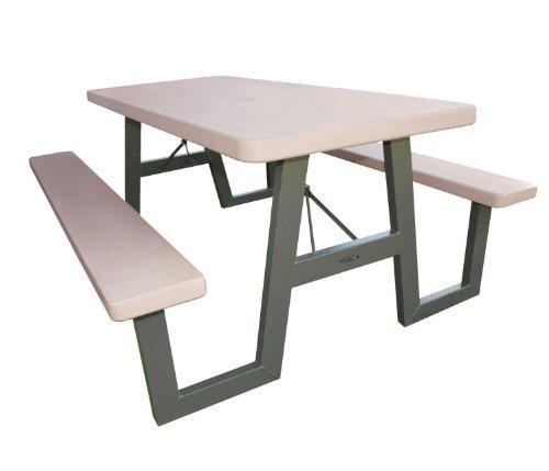 W-frame Picnic Table